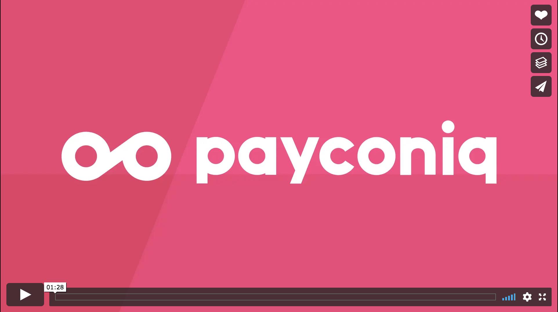 Payconiq - Development Portal